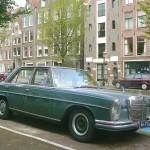 Afgekeurde auto naar autosloop Amsterdam