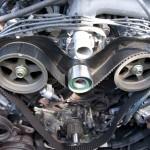 Inkoop auto met gebroken distributieriem