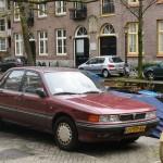 Kapotte auto naar autosloperij Amsterdam