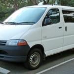 Toyota bus verkopen