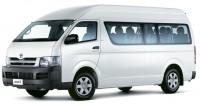 Toyota Hiace personenvervoer